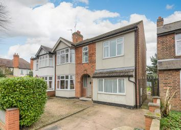 Thumbnail 4 bedroom semi-detached house for sale in Clifton Road, Rugby