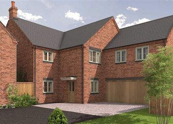 Thumbnail 5 bed detached house for sale in Clee View, Hartlebury, Worcestershire