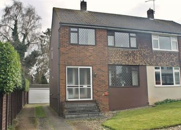 3 bed semi-detached house for sale in Long Walk, Istead Rise, Gravesend DA13