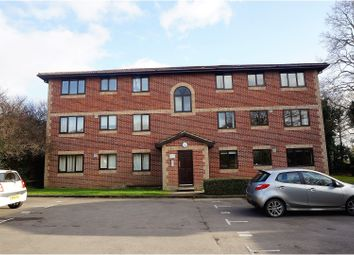 Thumbnail 2 bedroom flat for sale in Barrow Down Gardens, Netley Common, Southampton