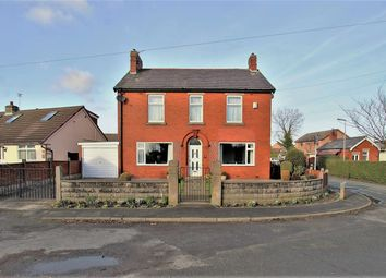 Thumbnail 4 bed detached house for sale in Liverpool Old Road, Much Hoole, Preston