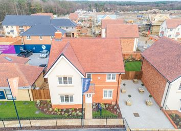 Thumbnail 4 bed detached house for sale in Helios Park, Farnborough, Hawley