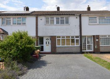 Thumbnail 3 bedroom terraced house for sale in Upper Wickham Lane, Welling, Kent