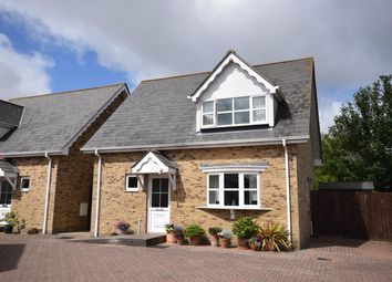 Thumbnail 3 bed detached house for sale in Gassiot Close, Ryde