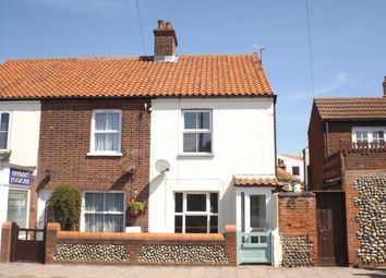 Thumbnail 2 bedroom terraced house for sale in Cromer, Norfolk