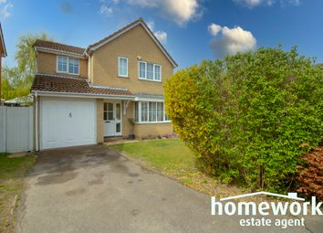 Thumbnail 4 bed detached house for sale in Sedge Road, Scarning