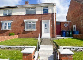 Thumbnail 3 bed semi-detached house for sale in Boldon Drive, West Boldon, East Boldon