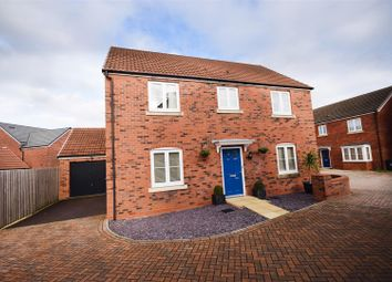 Thumbnail 4 bed detached house for sale in Wainfleet Avenue Kingsway, Quedgeley, Gloucester
