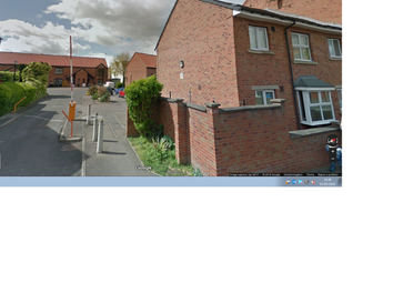 Thumbnail 1 bed flat to rent in The Croft, Potter St, Worksop