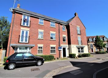 Thumbnail 2 bed flat for sale in Stackpole Crescent, Oakhurst, Swindon