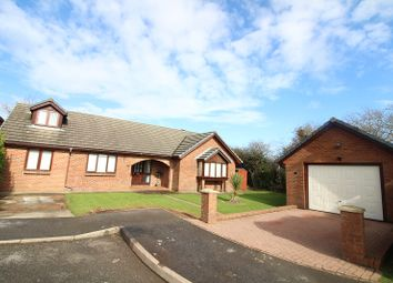 Thumbnail 4 bed detached bungalow for sale in Sheffield Drive, Steynton, Milford Haven, Pembrokeshire.