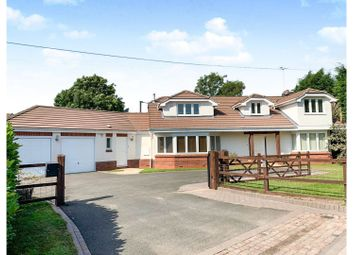 Thumbnail 4 bed detached house for sale in Clive Road, Pattingham, Wolverhampton