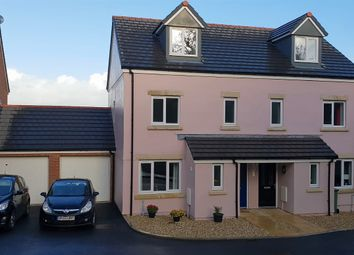Thumbnail 1 bed semi-detached house to rent in Darwin Drive, Falmouth