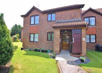 Thumbnail 2 bed flat for sale in Brimstage Green, Brimstage Road, Heswall, Wirral