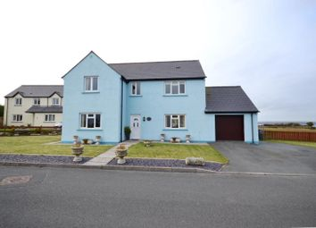 Thumbnail 4 bed detached house for sale in West Bay Close, Angle, Pembroke