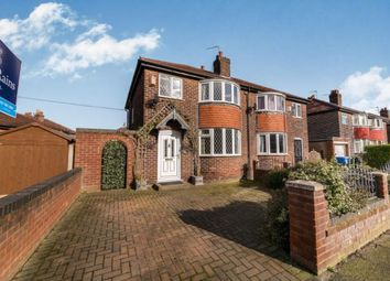 Thumbnail 3 bed semi-detached house to rent in Sinderland Road, Broadheath, Altrincham