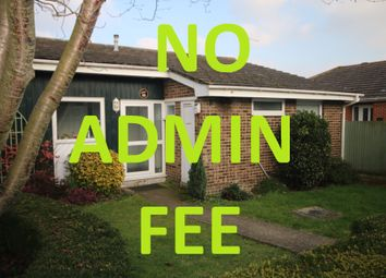 Thumbnail 5 bedroom semi-detached bungalow to rent in Ulcombe Gardens, Canterbury, Kent