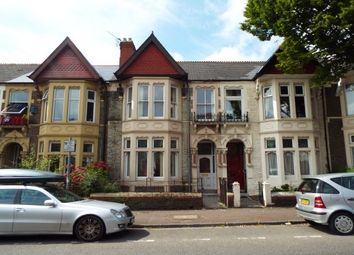 Thumbnail 4 bedroom property to rent in Shirley Road, Roath, Cardiff