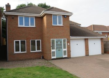 Thumbnail 4 bed detached house to rent in The Hedgerows, Wilnecote, Tamworth