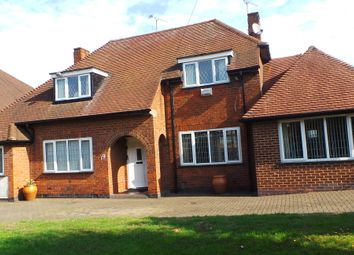 Thumbnail 4 bed bungalow for sale in Evington Close, Leicester