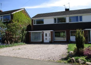 Thumbnail 4 bed property for sale in Moat Close, Thurlaston, Leicester