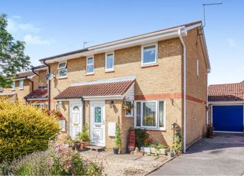 Thumbnail 2 bed semi-detached house for sale in Tyrell Close, Faringdon