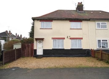 Thumbnail 4 bedroom semi-detached house for sale in Queen Mary Road, Gaywood, King's Lynn