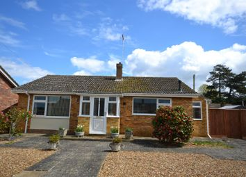 Thumbnail 3 bed detached bungalow for sale in Canada Close, Snettisham, King's Lynn
