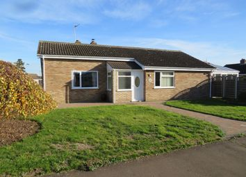 Thumbnail 3 bed detached house for sale in Nursery Close, Acle, Norwich