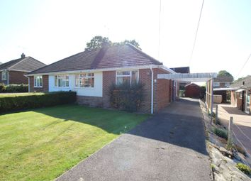 Thumbnail 2 bed semi-detached bungalow for sale in St Margarets Road, Bishopstoke, Eastleigh