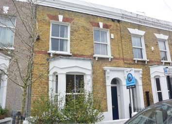 Thumbnail 3 bed terraced house to rent in Burgoyne Road, London