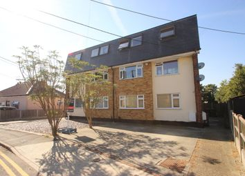 Thumbnail 2 bed flat to rent in Brook Road, Benfleet
