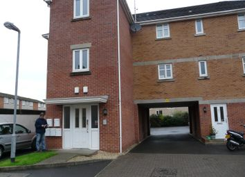 Thumbnail 2 bed flat to rent in Finnimore Court, Station Road, Cardiff