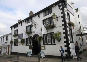 Thumbnail Pub/bar for sale in Swan Courtyard, Castle Street, Clitheroe