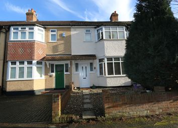 Thumbnail 4 bed terraced house for sale in Tennyson Avenue, New Malden