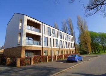 Thumbnail 2 bedroom flat for sale in Farnborough Road, Locking, Weston-Super-Mare