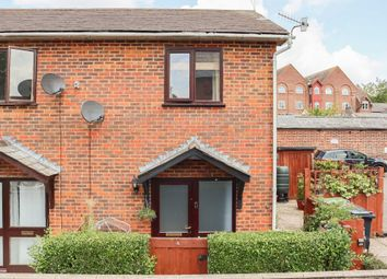 Thumbnail 2 bed end terrace house for sale in Shorts Lane, Blandford Forum