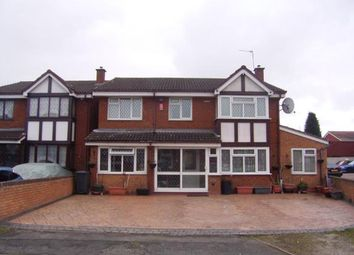 5 bed detached house for sale in Johnson Close, Ward End, Birmingham, West Midlands B8