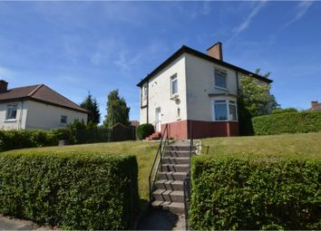3 bed semi-detached house for sale in Culross Street, Glasgow G32