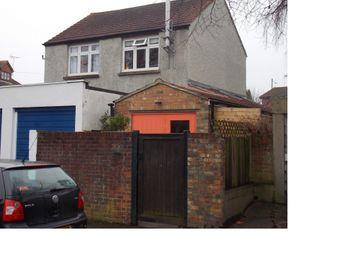 Thumbnail 2 bed detached house for sale in Brasenose Road, Gillingham