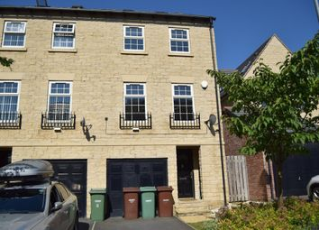 Thumbnail 4 bed town house to rent in Hepworth Close, Woolley Grange, Barnsley