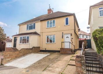 Thumbnail 3 bed semi-detached house for sale in Beech Road, Strood, Kent