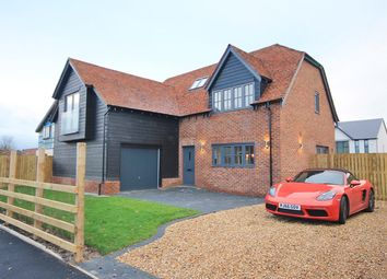 Thumbnail 4 bed barn conversion for sale in French Fields, Gorsey Lane, St.Helens
