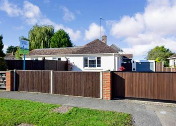 Thumbnail 4 bed detached bungalow for sale in Hillcrest Drive, Ashington, West Sussex