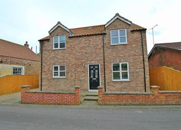 Thumbnail 3 bedroom detached house to rent in Front Street, Langtoft, Driffield