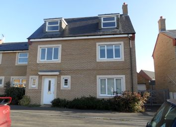 Thumbnail 4 bed town house to rent in Foxhollow, Cambourne