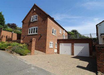 Thumbnail 5 bed detached house for sale in Green Lane, Lambley, Nottingham