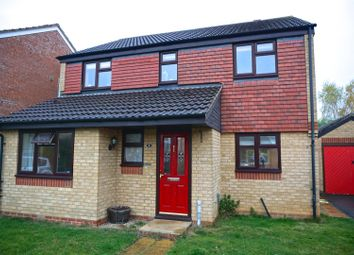 Thumbnail 4 bed detached house for sale in Talisman Street, Hitchin