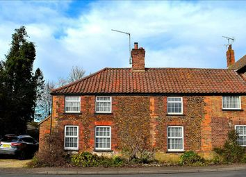 Thumbnail 3 bed cottage for sale in Anmer Road, Flitcham, King's Lynn