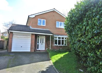 Thumbnail 4 bed detached house for sale in Hoghton Close, Lancaster